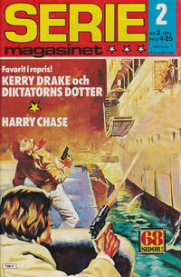 Cover Thumbnail for Seriemagasinet (Semic, 1970 series) #2/1979