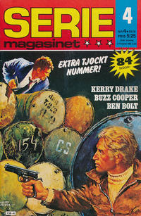 Cover Thumbnail for Seriemagasinet (Semic, 1970 series) #4/1979
