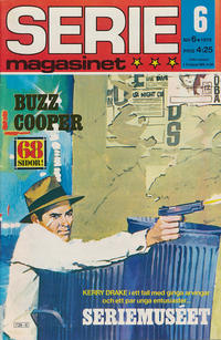 Cover Thumbnail for Seriemagasinet (Semic, 1970 series) #6/1979