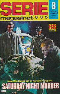 Cover Thumbnail for Seriemagasinet (Semic, 1970 series) #8/1979