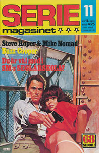 Cover Thumbnail for Seriemagasinet (Semic, 1970 series) #11/1979