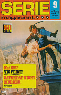 Cover Thumbnail for Seriemagasinet (Semic, 1970 series) #9/1979