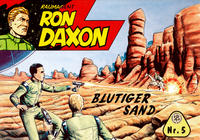 Cover Thumbnail for Ron Daxon (CCH - Comic Club Hannover, 1997 series) #5