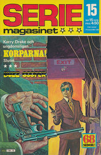 Cover Thumbnail for Seriemagasinet (Semic, 1970 series) #15/1979