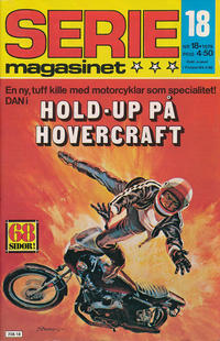 Cover Thumbnail for Seriemagasinet (Semic, 1970 series) #18/1979