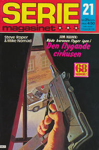 Cover Thumbnail for Seriemagasinet (Semic, 1970 series) #21/1979