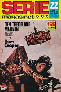 Cover Thumbnail for Seriemagasinet (Semic, 1970 series) #22/1979