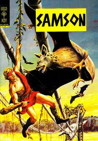 Cover Thumbnail for Samson (Breling Verlag, 1996 series) #2