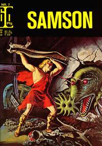 Cover Thumbnail for Samson (Breling Verlag, 1996 series) #7