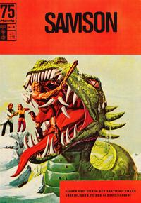 Cover Thumbnail for Samson (Breling Verlag, 1996 series) #8