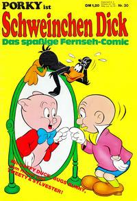 Cover Thumbnail for Schweinchen Dick (Willms Verlag, 1972 series) #30