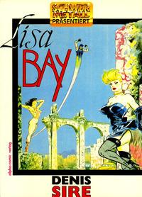 Cover Thumbnail for Schwermetall präsentiert (Kunst der Comics / Alpha, 1986 series) #28 - Lisa Bay
