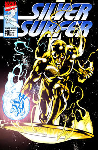 Cover Thumbnail for Silver Surfer (Panini Deutschland, 1999 series)