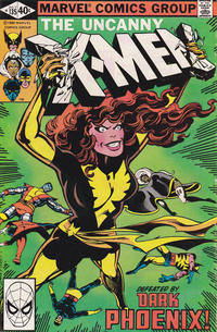 Cover Thumbnail for The X-Men (Marvel, 1963 series) #135 [Direct]