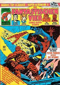 Cover Thumbnail for Marvel Top-Classics (Condor, 1980 series) #5