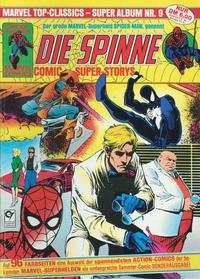 Cover Thumbnail for Marvel Top-Classics (Condor, 1980 series) #9