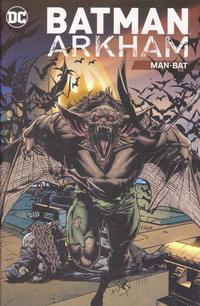 Cover Thumbnail for Batman Arkham: Man-Bat (DC, 2017 series)