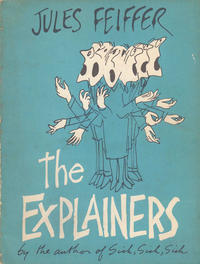 Cover Thumbnail for The Explainers (McGraw-Hill, 1960 series)