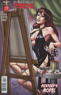 GCD :: Issue :: Grimm Tales of Terror Volume 2 #13 [Cover C