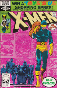Cover Thumbnail for The X-Men (Marvel, 1963 series) #138 [Direct]