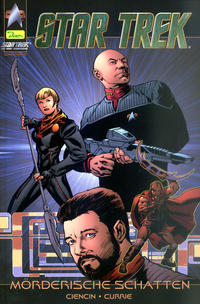 Cover Thumbnail for Star Trek Sonderband (Dino Verlag, 2001 series) #2 - Mörderische Schatten