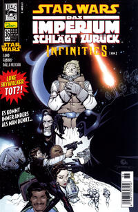 Cover Thumbnail for Star Wars (Dino Verlag, 1999 series) #36