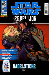 Cover Thumbnail for Star Wars (Panini Deutschland, 2003 series) #70
