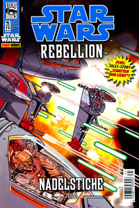 Cover Thumbnail for Star Wars (Panini Deutschland, 2003 series) #71