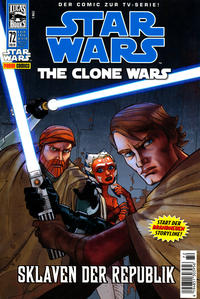 Cover Thumbnail for Star Wars (Panini Deutschland, 2003 series) #72