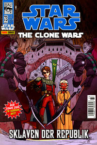 Cover Thumbnail for Star Wars (Panini Deutschland, 2003 series) #73