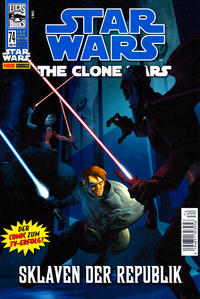 Cover Thumbnail for Star Wars (Panini Deutschland, 2003 series) #74