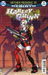 Cover for Harley Quinn (DC, 2016 series) #14 [Amanda Conner Cover]