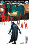 Cover for All Star Batman (DC, 2016 series) #7 [Tula Lotay Cover Variant]