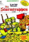 Cover for Die Sturmtruppen (Condor, 1978 series) #6