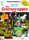 Cover for Die Sturmtruppen (Condor, 1978 series) #18