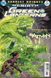 Cover for Green Lanterns (DC, 2016 series) #17 [James Harren Cover]