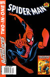 Cover Thumbnail for Marvel Adventures Two-In-One (2007 series) #1 [Newsstand Edition]
