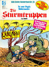 Cover for Die Sturmtruppen (Condor, 1978 series) #25