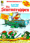 Cover for Die Sturmtruppen (Condor, 1978 series) #27