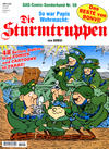 Cover for Die Sturmtruppen (Condor, 1978 series) #58