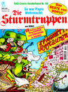 Cover for Die Sturmtruppen (Condor, 1978 series) #66