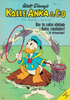Cover for Kalle Anka & C:o (Hemmets Journal, 1957 series) #33/1964