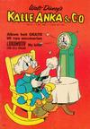 Cover for Kalle Anka & C:o (Hemmets Journal, 1957 series) #53/1964