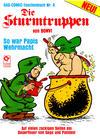 Cover for Die Sturmtruppen (Condor, 1981 series) #4