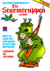 Cover for Die Sturmtruppen (Condor, 1981 series) #6