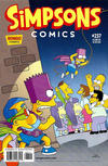 Cover for Simpsons Comics (Bongo, 1993 series) #237