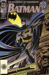 Cover Thumbnail for Batman (1940 series) #0 [Zero Hour Logo]