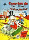 Cover for Cuentos de Walt Disney (Editorial Novaro, 1949 series) #37