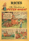 Cover Thumbnail for The Adventures of Peter Wheat (1948 series) #54 [Rice's]