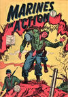 Cover for Marines in Action (Horwitz, 1953 series) #17